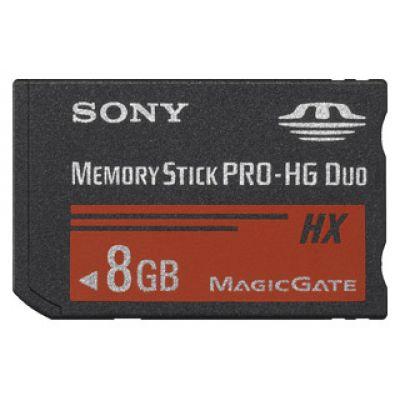 Sony Memory Stick Duo Pro 8 GB