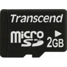 Trancend MicroSD 2GB+SD adapter