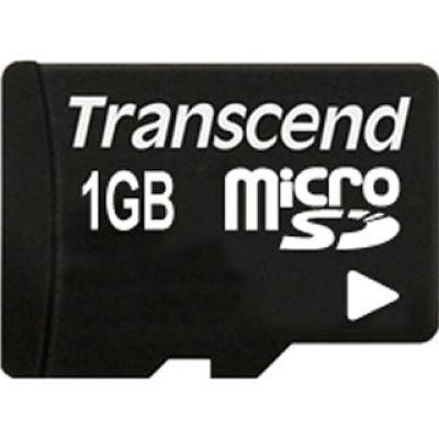 Trancend MicroSD 1GB+SD adapter