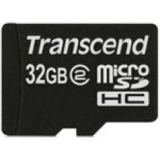 Trancend MicroSD 32GB+SD adapter
