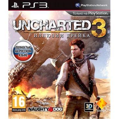 Uncharted 3: Иллюзии Дрейка (русская версия)