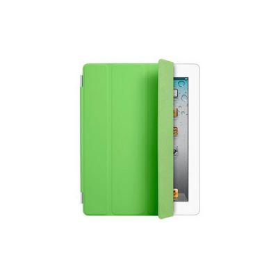 Чехол Apple iPad 2 Smart Cover (Polyurethane) Green (MC944ZM/A)