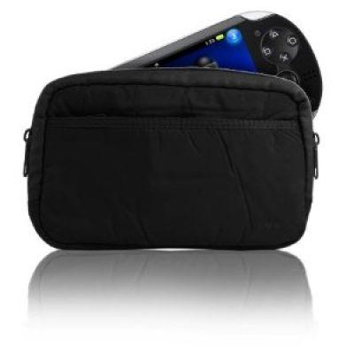 Чехол Jacket Case (black) для PS Vita