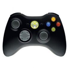 Microsoft Wireless Controller Xbox 360 Black (джойстик беспроводной)