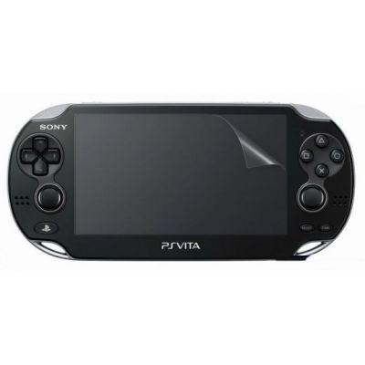 Защитная пленка на экран для PS Vita