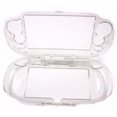 Пластиковый чехол Crystal Case для PS Vita