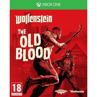 Wolfenstein: The Old Blood (русская версия) (Xbox One)