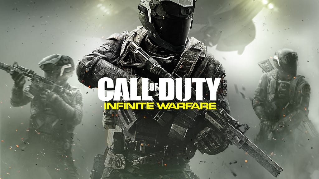 Call of Duty: Infinite Warfare для двоих в режиме зомби для PS4 и Xbox One