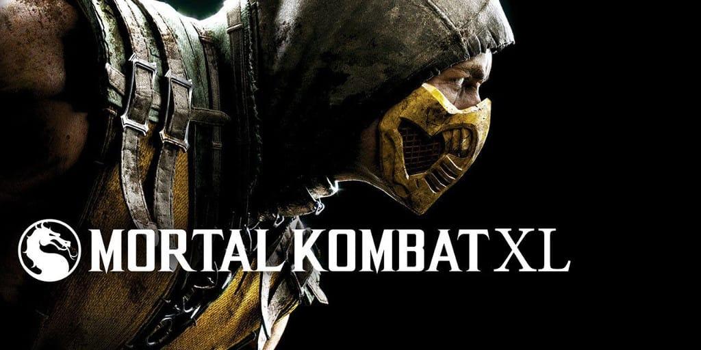 игра для двоих Mortal Kombat XL