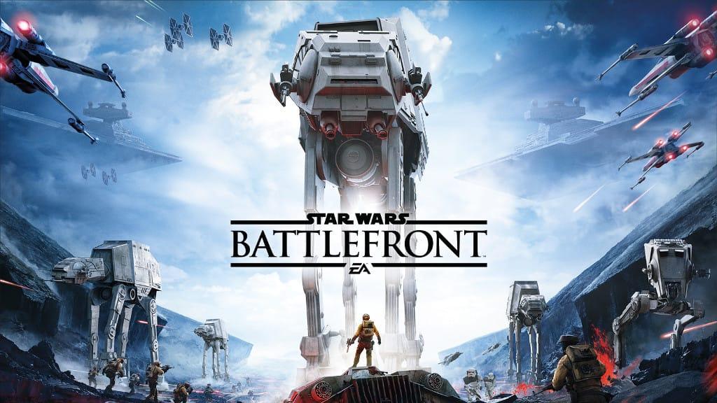 StarWars Battlefront на одном экране для PS4 и Xbox One