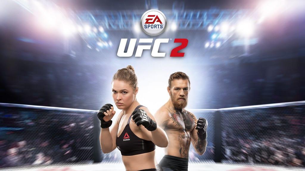 UFC 2 файтинг для двоих