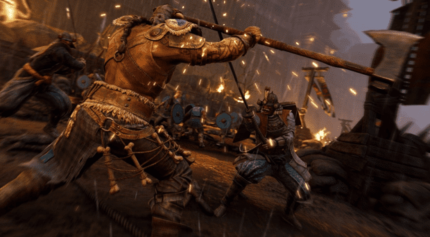 For Honor PS4/Xbox One screenshot 2