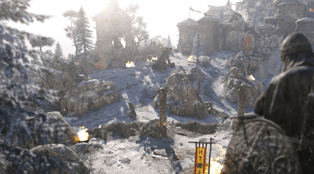 For Honor PS4/Xbox One screenshot 3