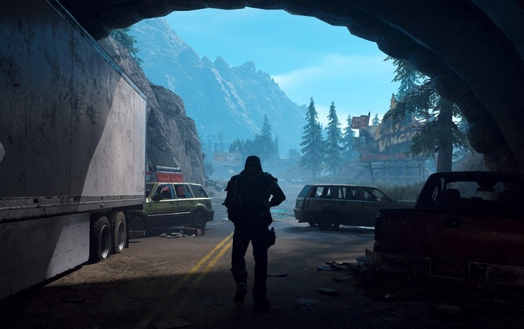 days gone ps4 украина